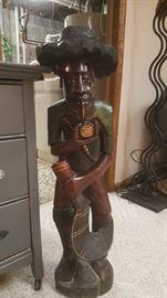 carved guy