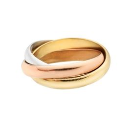 Cartier Rolling Ring
