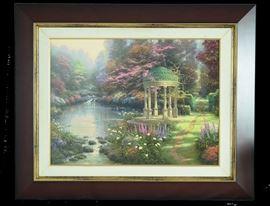 Thomas Kinkade Signed Lithograph Collection