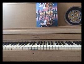 Everett the Piano
