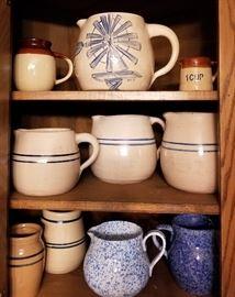 Vintage crockware