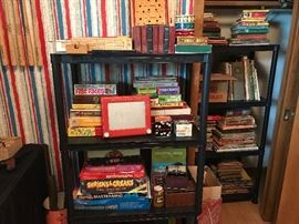 Newer and vintage games