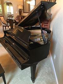 Young Chang baby grand piano