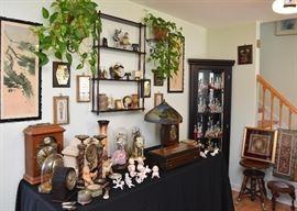 An Avid Collector's Estate!