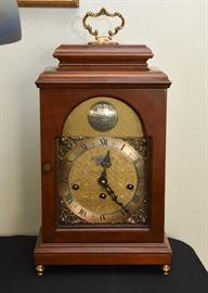 Vintage Tempus Fugit Carriage Clock