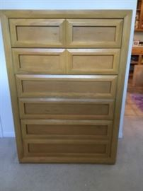 THOMASVILLE TALL CHEST OF DRAWERS