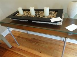 "Cattelano Italia Display Table - 28H"" X 51W"" X 17""D"