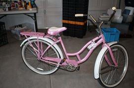 Women's Schwinn Pink Bike