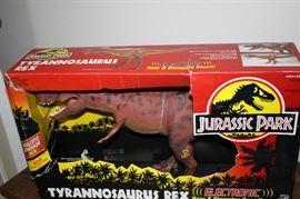 1993 Jurassic Park T-Rex