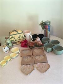 Assortment of Ceramic Items