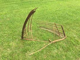 Antique Wheat Cradles/Sickles https://ctbids.com/#!/description/share/32343