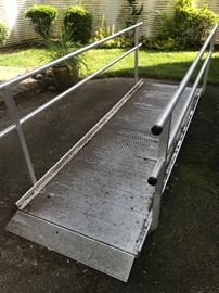 custom metal ramp-excellent purchase for those in need