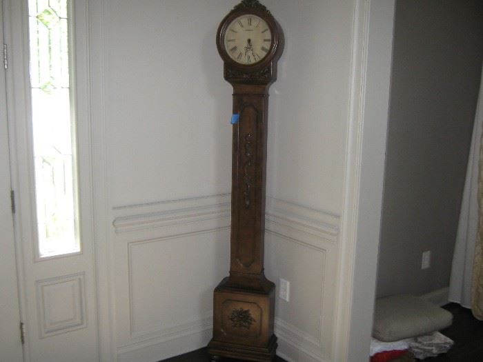 French Style Tall Clock