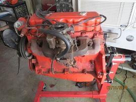 Iron Duke 4 cyl. GM
