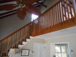 Great banister & railing