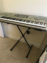 Large Casio Keyboard