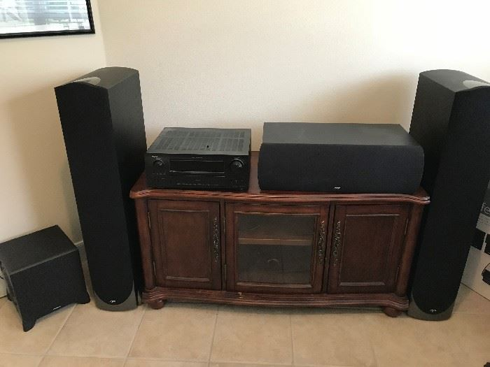 Top of the Line Paradigm Reference Studio Speaker Set