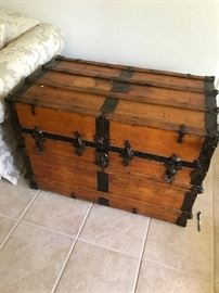 Nicest Steamer Trunk I Have Seen