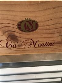 Old Wine Box