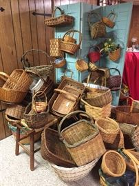 Baskets: All sizes!