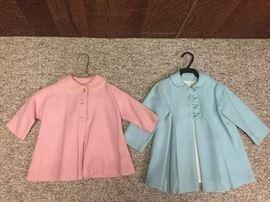 Vintage Children's Coats