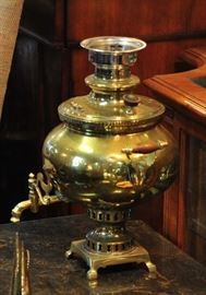 Japanese Samovar