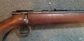 Winchester Repeating Arms Model 72-22 Short Long and Long Rifle