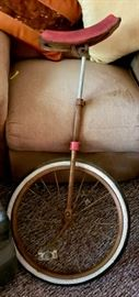 unicycle antique