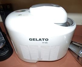 Gelato maker by Lello