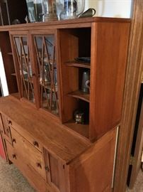 Mid Century Craftsman Sideboard
