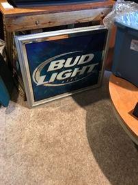 Vintage Bud Light