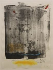 "Helen Frankenthaler ""Walking Rain"""