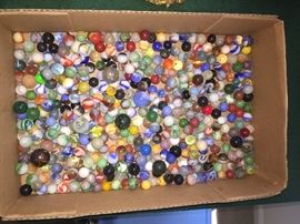 Old marbles