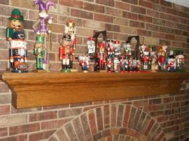 Nut Crackers collection