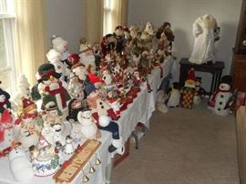 Father Christmas and related collection