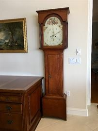 Dumfries Longcase Clock