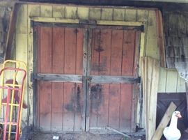 REALLY COOL BARN DOORS FOR SALE