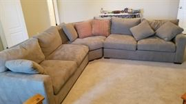 Sectional Sofa 10 feet x 10 feet