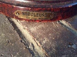 NEBULEUSE ART NOUVEAU BRONZE SCULPTURE BY AUGUSTUS MOREAU