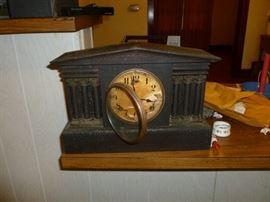 Antique clock..needs tlc