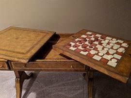 Vintage gameboard set