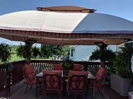 Canopy and Patio Furniture