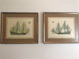 Ship prints from old AT&T building.