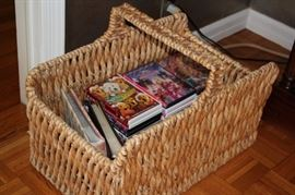 Basket and Books