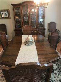 Ethan Allen dining room set!