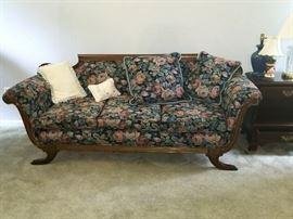 Duncan  Fyfe style sofa ... circa 1945