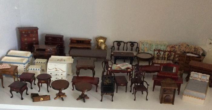 Miniature Furniture.