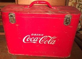 Vintage Airline Cooler