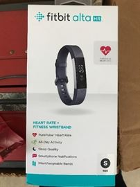 Practically brand new Fitbit. Used less than one month. $150 retail value available for $100 (has booklet, charger and everything).