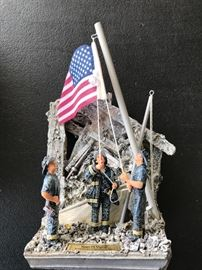 911 Memorial Statue